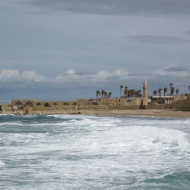Caesarea Shore