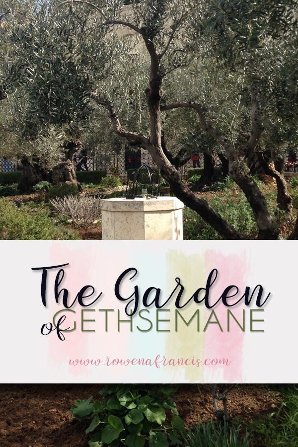 Pinterest Gethsemane