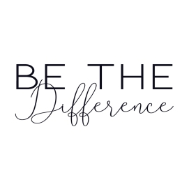 Be_The_Difference