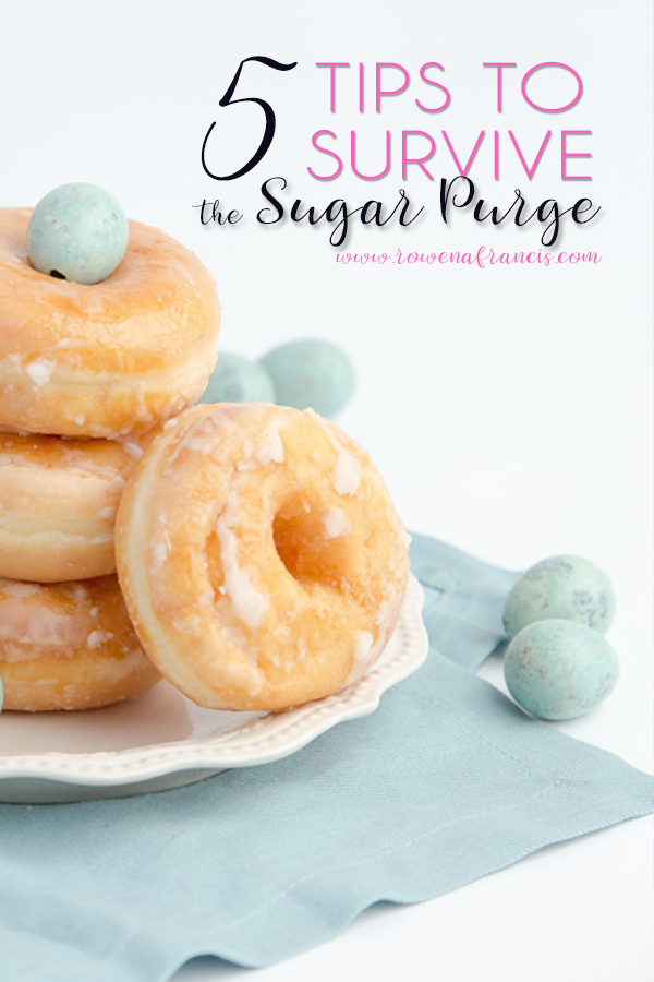 Pinterest Sugar Purge