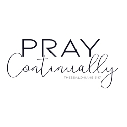 Pray_Continually
