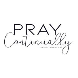Pray_Continually
