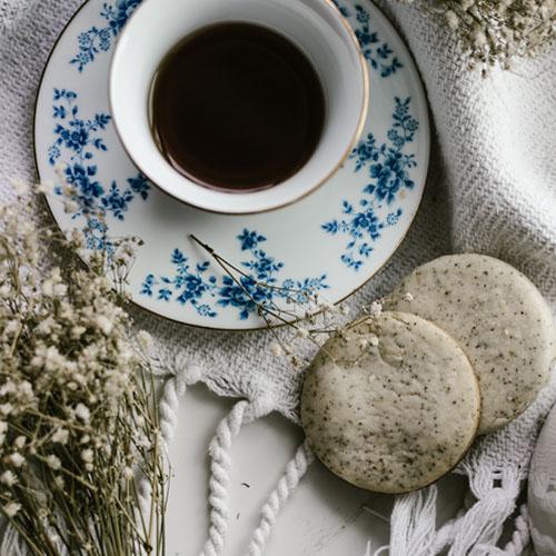 Tea crumpets
