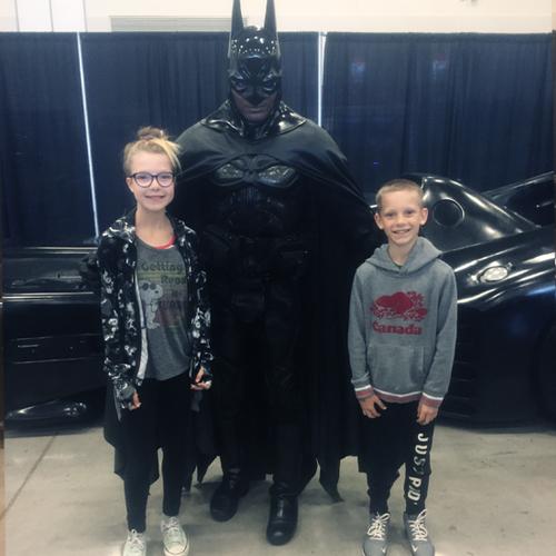 CC Batman