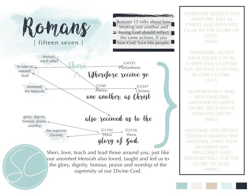 Bible Map Romans 157